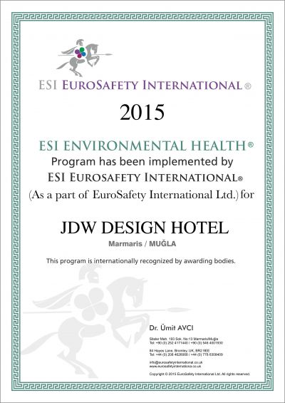 ESI ENVIRONMENTAL HEALTY